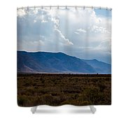 Blow Me Away... Shower Curtain