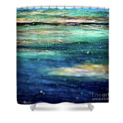 Osprey Reef Shower Curtain