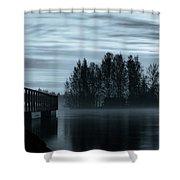 Ostrogoth Shower Curtain