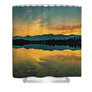 Other Souls Shower Curtain