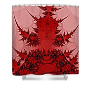 Ouch Bug Shower Curtain