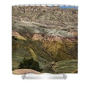 Our Beautiful World Shower Curtain