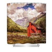 Our Hideaway Shower Curtain
