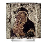 Our Lady Of Don Shower Curtain