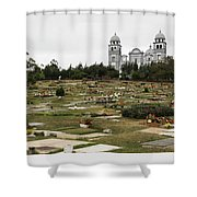 Our Lady Of Suyapa - 2 Shower Curtain