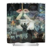 Our Monetary System  Shower Curtain