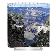 Our Spot Shower Curtain