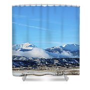 Ouray And Chipeta Shower Curtain