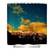 Ouro Shower Curtain