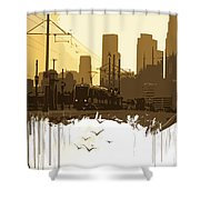 Out Of Ordinary  Shower Curtain