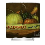 'out Of Season' Shower Curtain