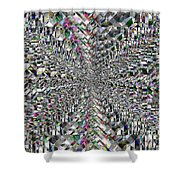 Out Of The Box 2 Shower Curtain