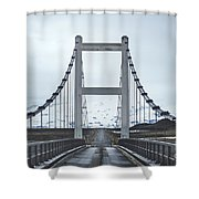 Outbound Shower Curtain