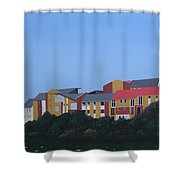 Outcrop Shower Curtain