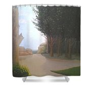 Outdoor Shower Curtain