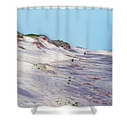 Outer Banks 2 Shower Curtain