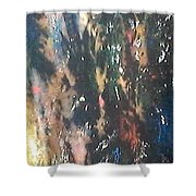 Outer Limit Shower Curtain