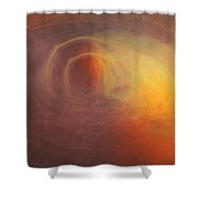 Outerspace Shower Curtain