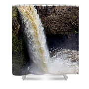 Outlet Falls Shower Curtain