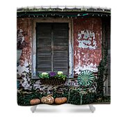 Outside Of Town Shower Curtain