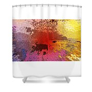 Over Population Shower Curtain