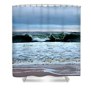 Over The Top Shower Curtain