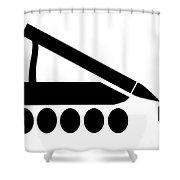 Overkill Shower Curtain