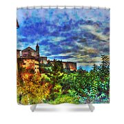 Overlook 2 Shower Curtain