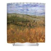 Overlook On Sawbill Trail Shower Curtain