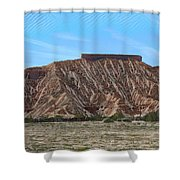 Overton Nevada Valley Of Fire  Shower Curtain