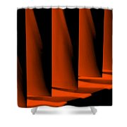 Overview Shower Curtain