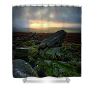 Owler Tor 11.0 Shower Curtain