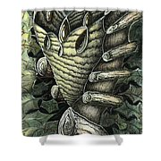 Owltree Shower Curtain