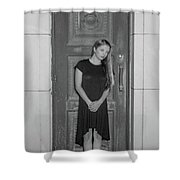 Remembering What Was Shower Curtain
