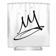 Owner Shower Curtain