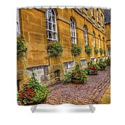 Oxford Spring Shower Curtain
