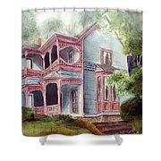 Ozark Cottage Shower Curtain