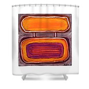 P B And J II Shower Curtain