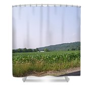 PA Shower Curtain