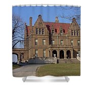 Pabst Mansion Photo Shower Curtain