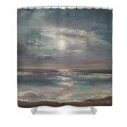 Pacific Beach Shower Curtain
