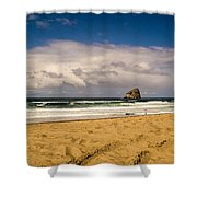 Pacific City Shower Curtain