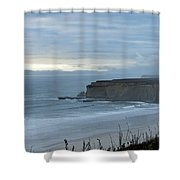 Pacific Coast Inspiration Shower Curtain