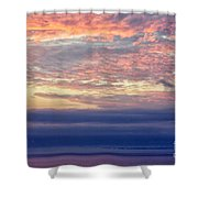 Pacific Colors Shower Curtain