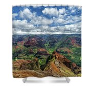 Pacific Grand Canyon Shower Curtain