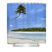 Pacific Shower Curtain