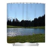 Pacific Northwest Shower Curtain
