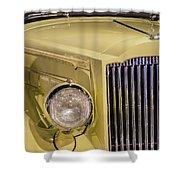 Packard Class Shower Curtain