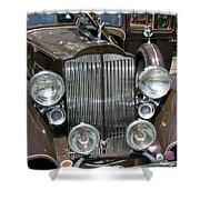 Packard Club Sedan Hood Shower Curtain