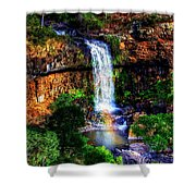 Paddy's Falls Shower Curtain